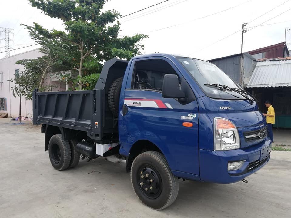 XE TẢI BEN TMT DAISAKI NH-345D 3450 KG NEW 2020
