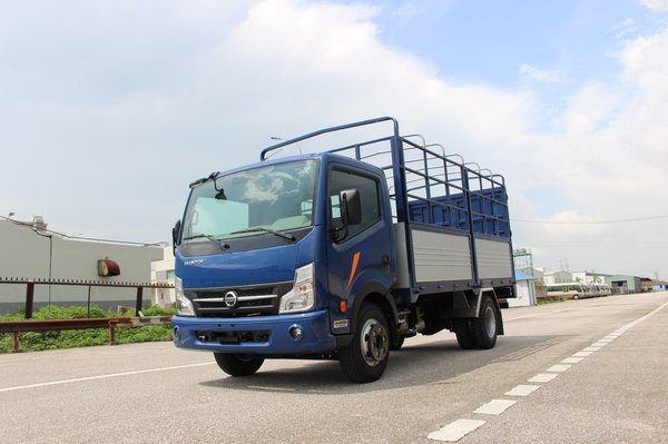 XE TẢI NISSAN 1.9 TẤN CABSTAR NS200 140HP