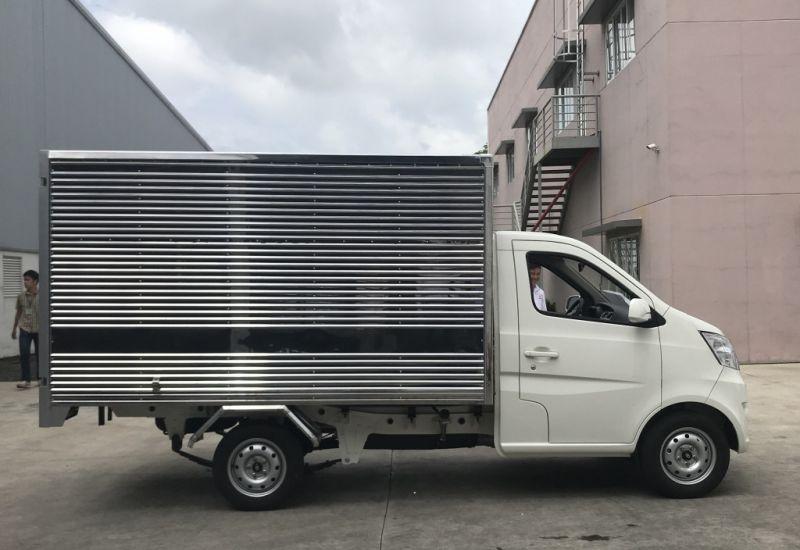 Xe Tải TERACO 100 Động Cơ Mitsubishi 1,3l