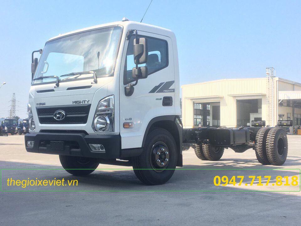 Xe tải Mighty EX6 4.5 Tấn Thành Công   Hyundai Mighty EX6