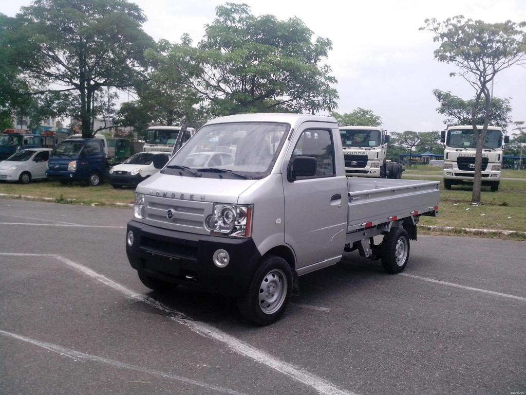 Xe tải Dongben 870kg tay lái trợ lực model 2020
